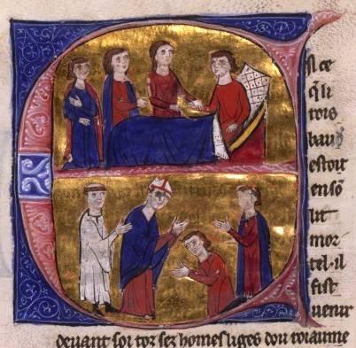 Baldwin IVs Death