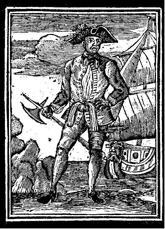 Benjamin Hornigold Famous Pirates