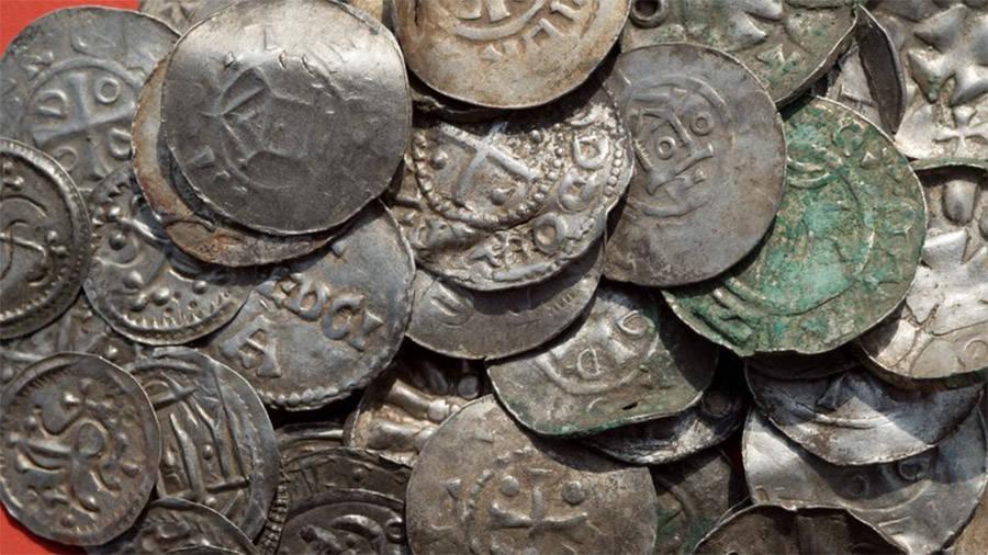 Bluetooth Coins