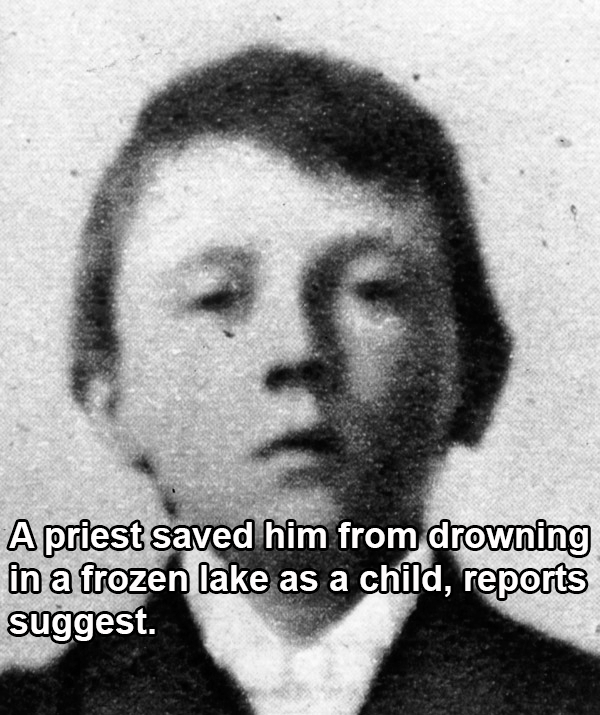 Hitler As A Boy