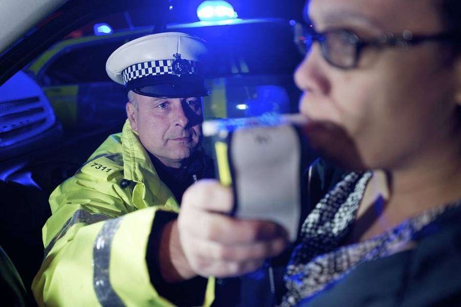 Weirdest Laws In The World Breathalyzer