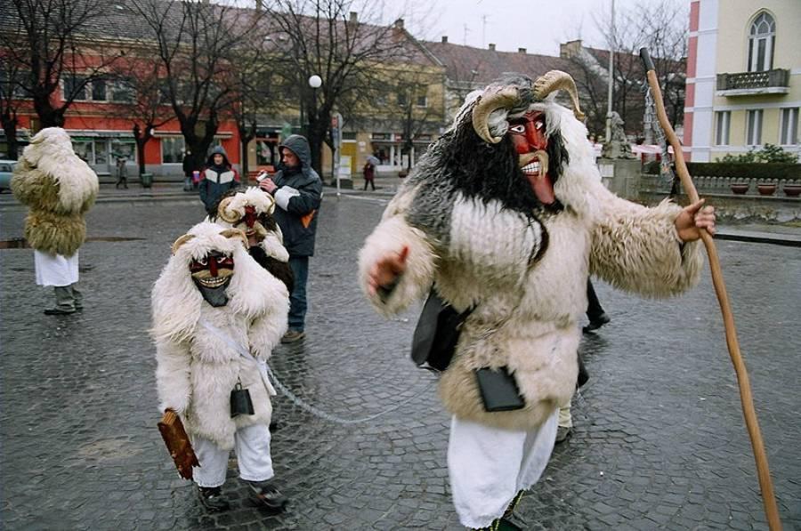 Busojaras Festival