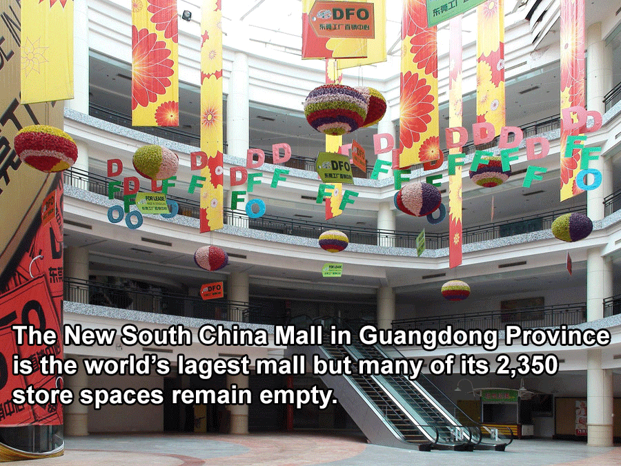 The World's Largest Mall