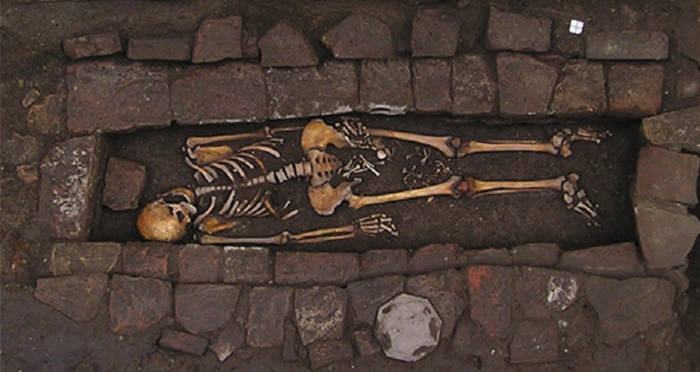 Rare Case Of Coffin Birth Found In Medieval Gravesite