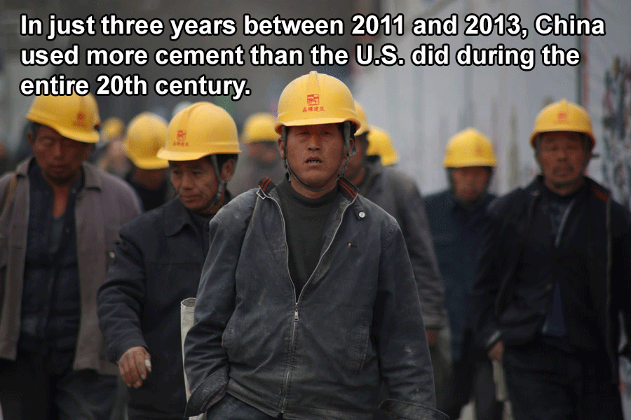 Facts About China Construction