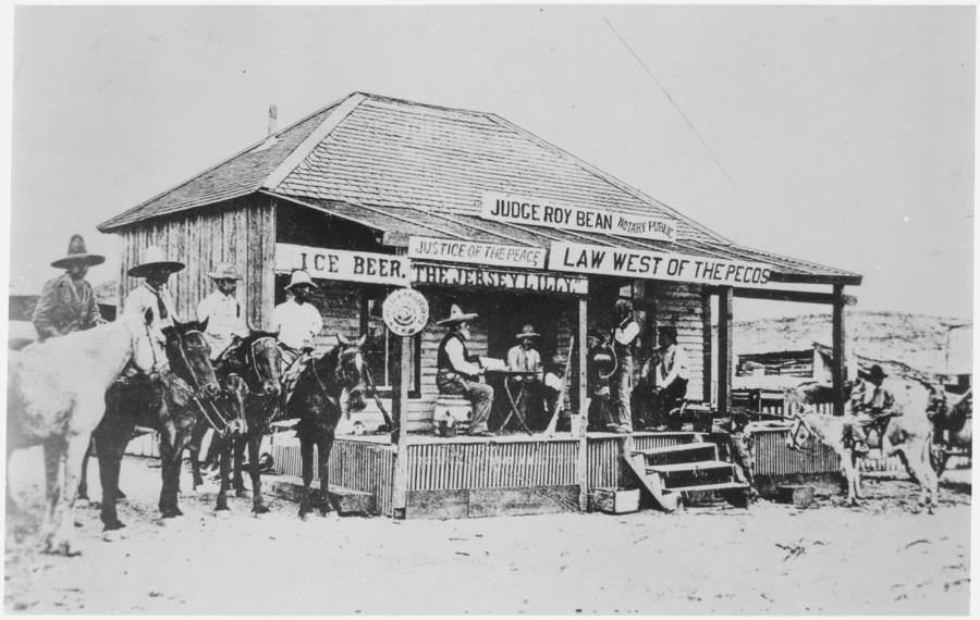 Judge Roy Bean's Courthouse