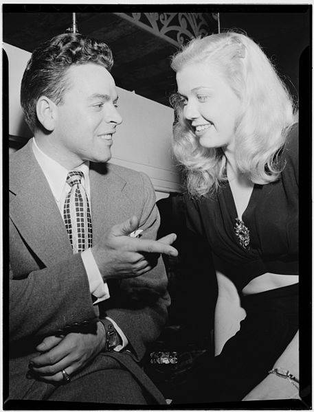 Doris Day With Lester Brown Around The Time She Married Al Jorden