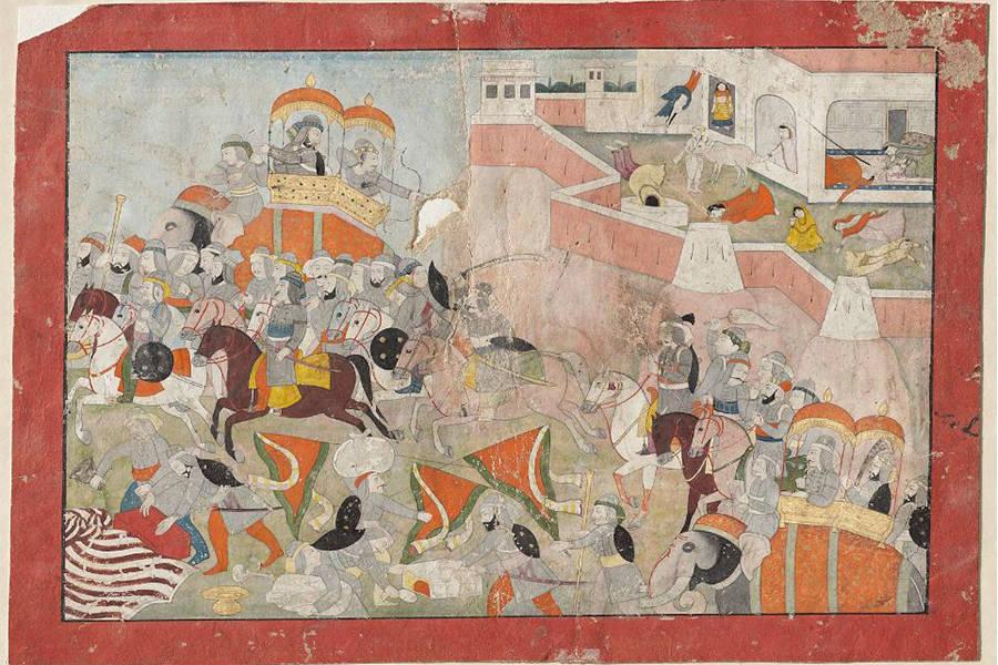 Depiction Of Juahar