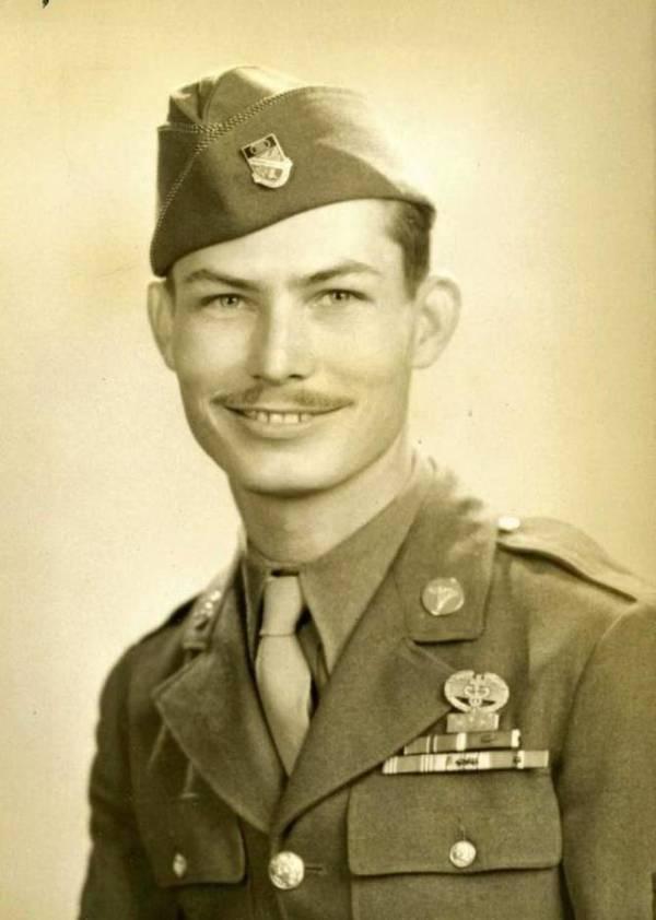 Desmond Doss War Heroes