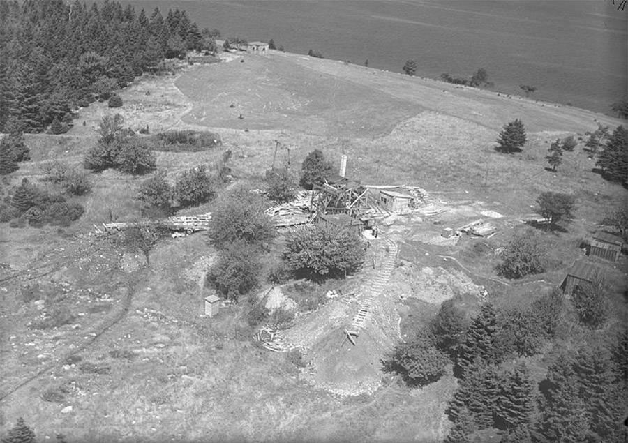 Oak Island Treasure Digging