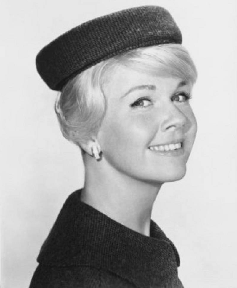 Doris Day Wearing A Hat