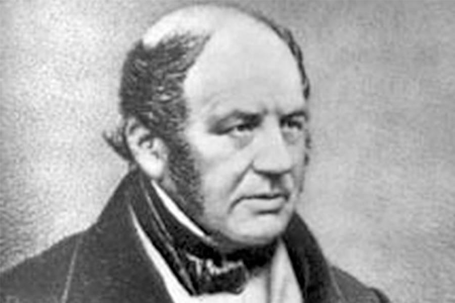 Drapetomania Inventor Samuel Cartwright
