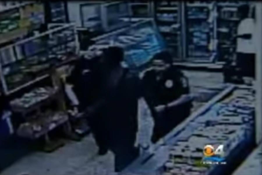 Earl Security Footage