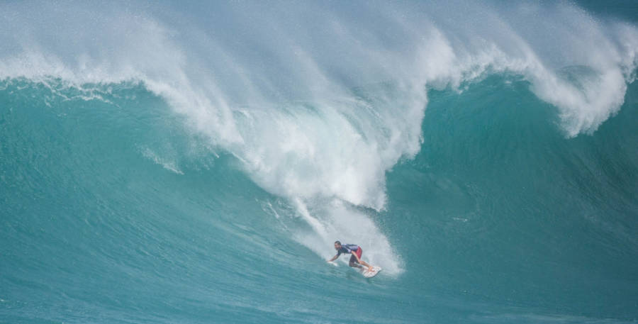 Eddie Aikau Surfing Competition
