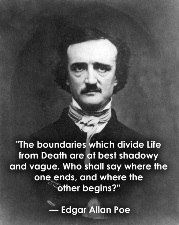 Quotes About Death Edgar Allan Poe