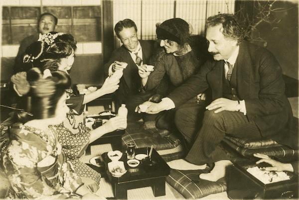 Elsa Einstein Japan