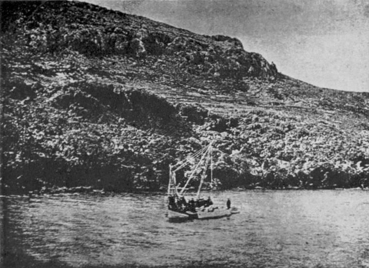 Shipwreck Containing Antikythera Mechanism