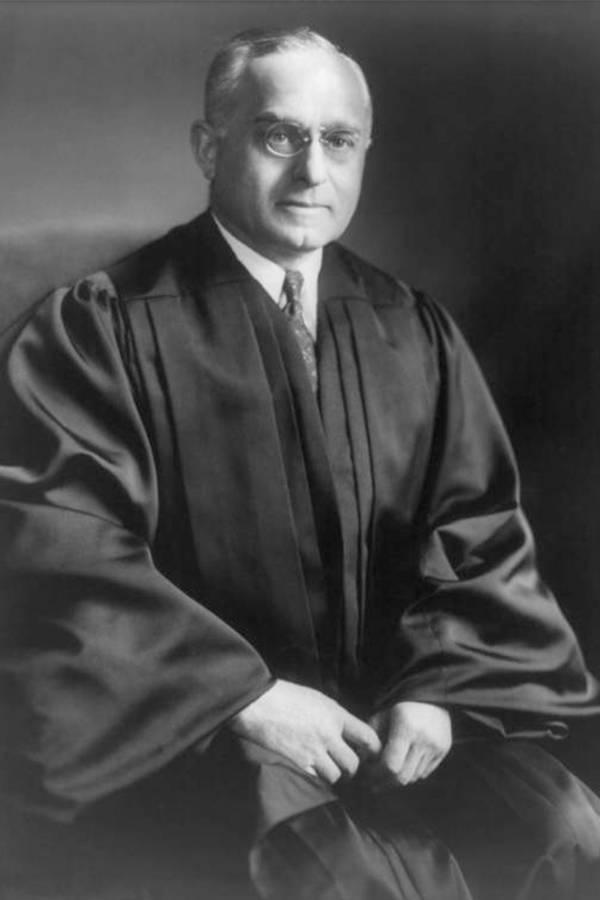 Felix Frankfurter Judge