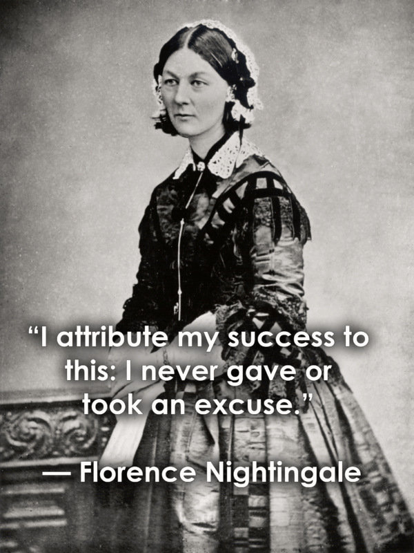 Inspirational Quotes For Women Florence Nightingale
