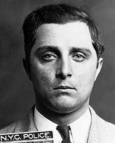 Frank Pasqua Arrest