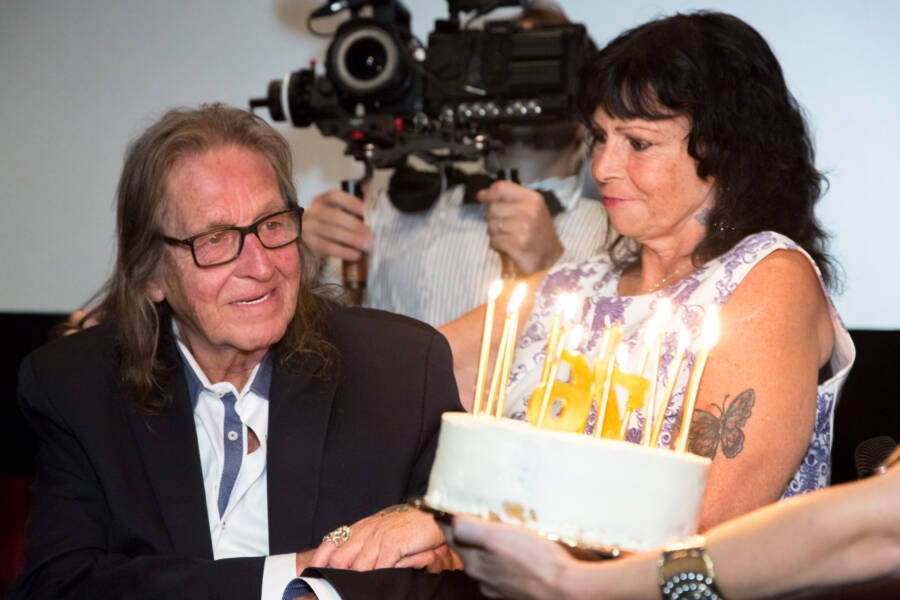 George Jung Celebrates His Birthday