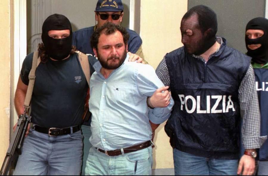 Giovanni Brusca Arrest In 1996