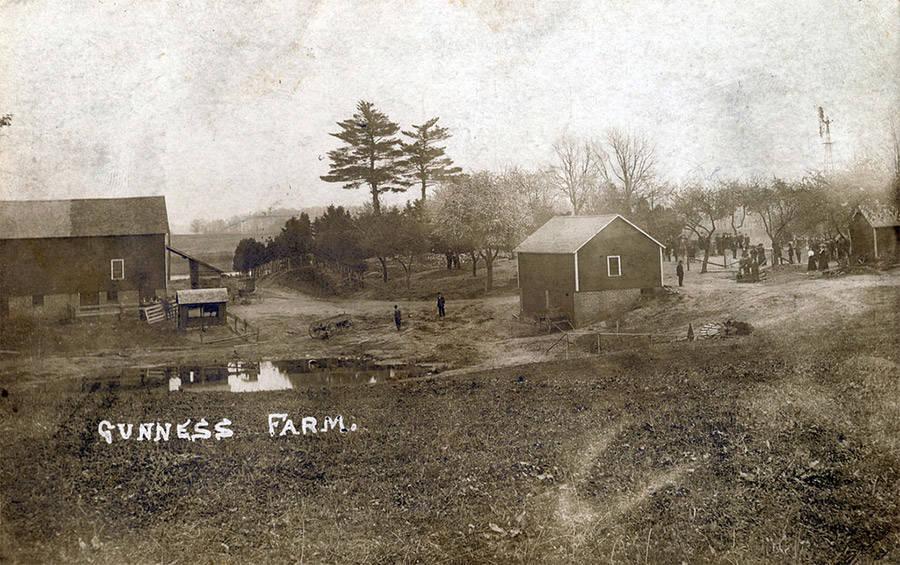 Belle Gunness' Farm