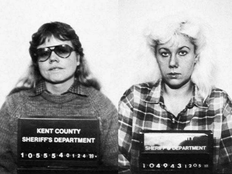 Gwen Graham And Cathy Wood Female Serial Killers