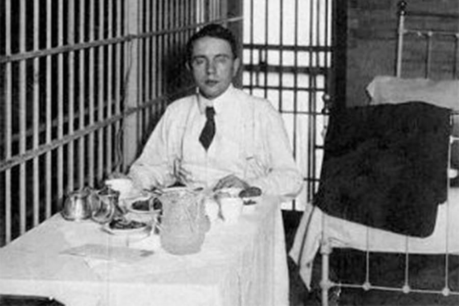Harry Thaw Prison