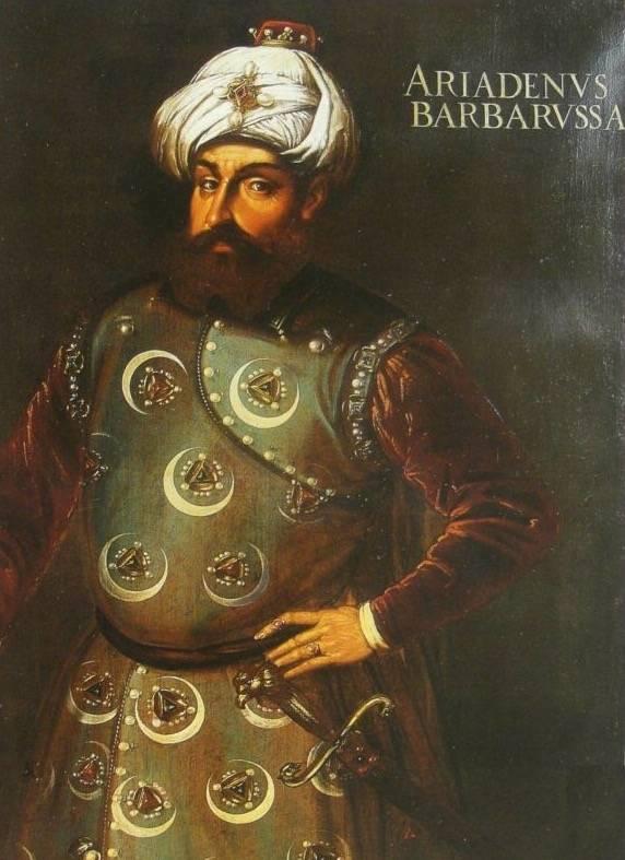 Hayedin Barbarossa