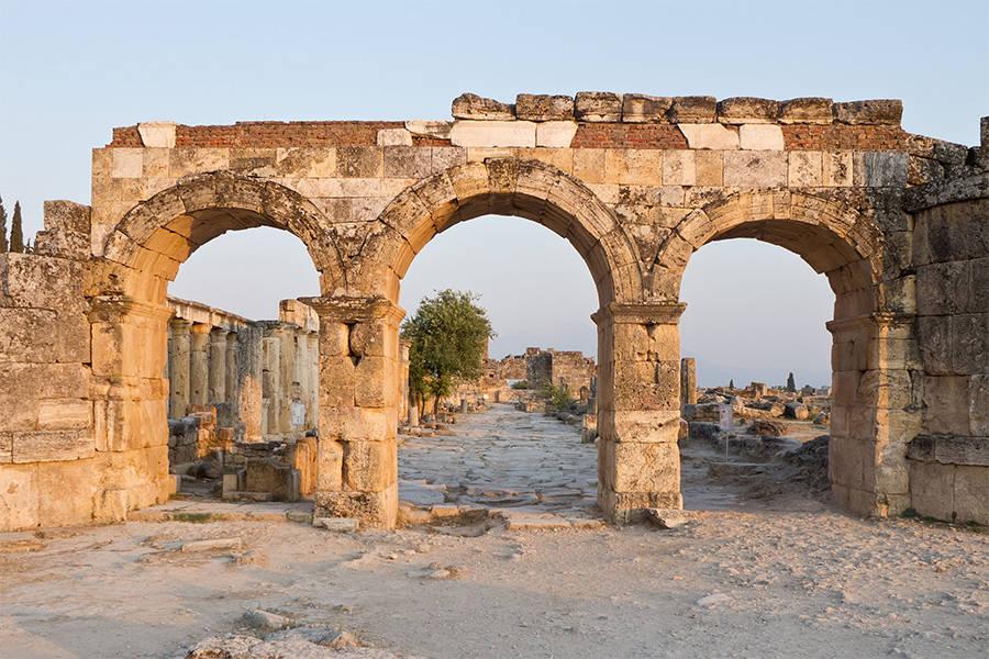 Heirapolis Ruins