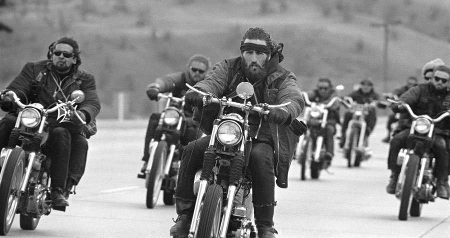 33 Hells Angels Photos Captured Inside The Outlaw Motorcycle Gang