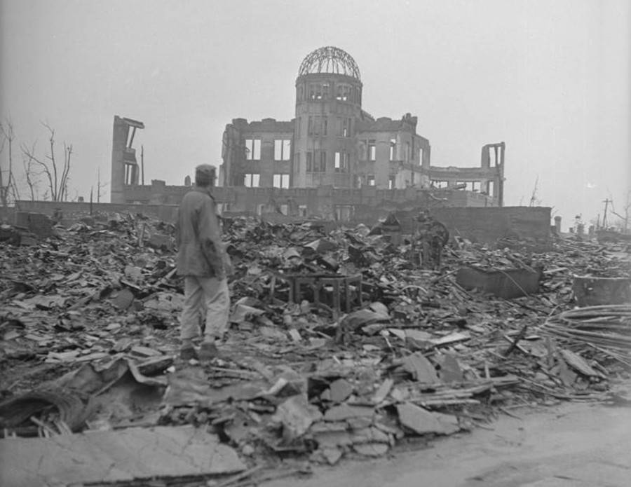 Hiroshima Destruction