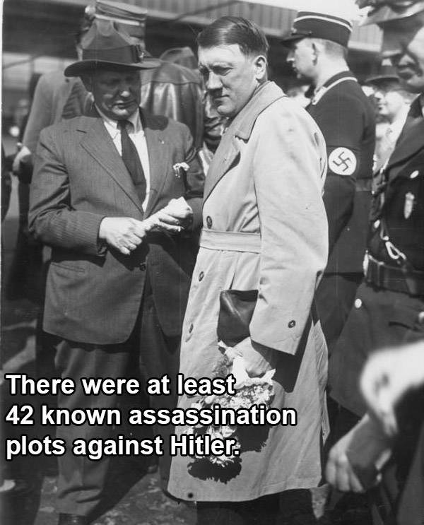 Hitler Assassination Attempts