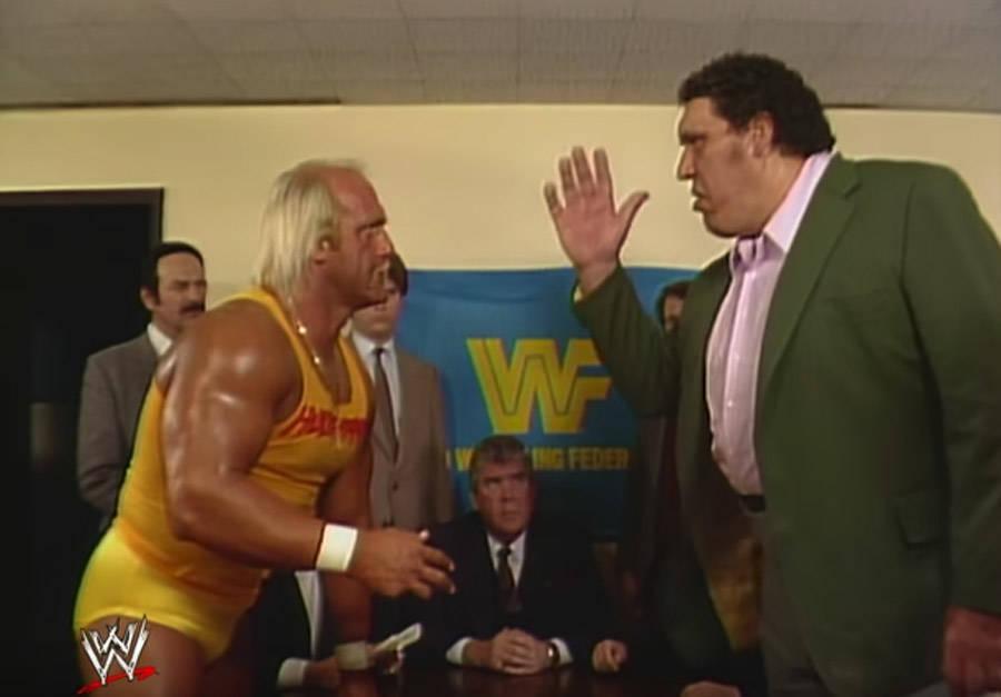 Hogan Andre Contract