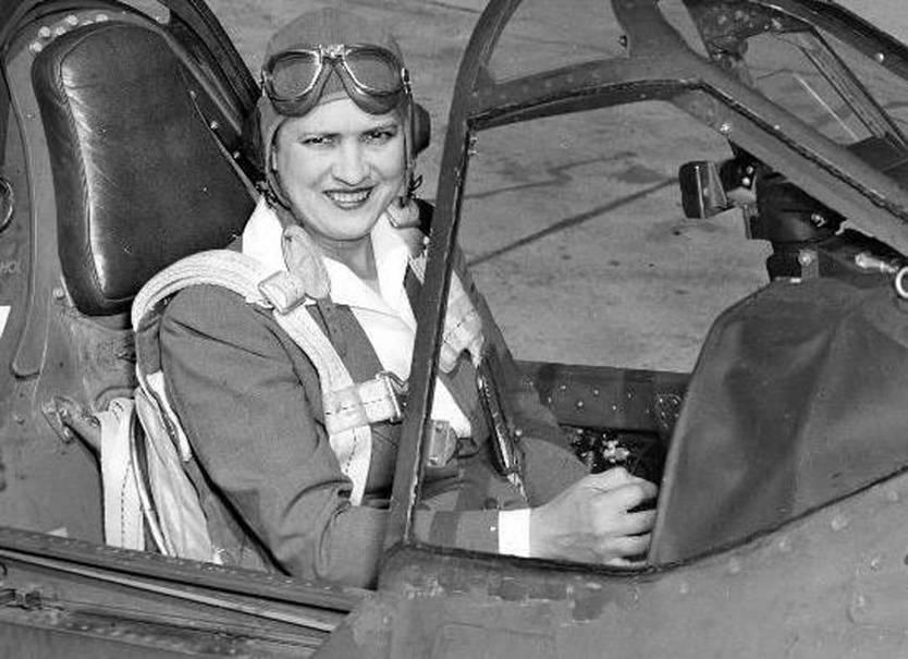 Jacqueline Cochran War Heroes