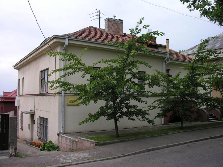 Japanese Consulate Kaunas