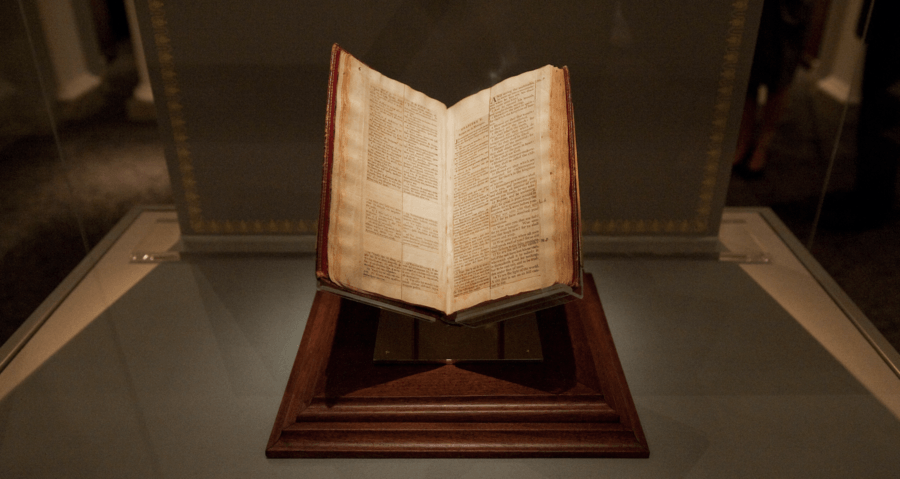 The Jefferson Bible Shows What The President Thought Of