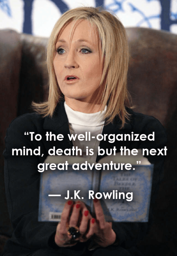 Jk Rowling Reading