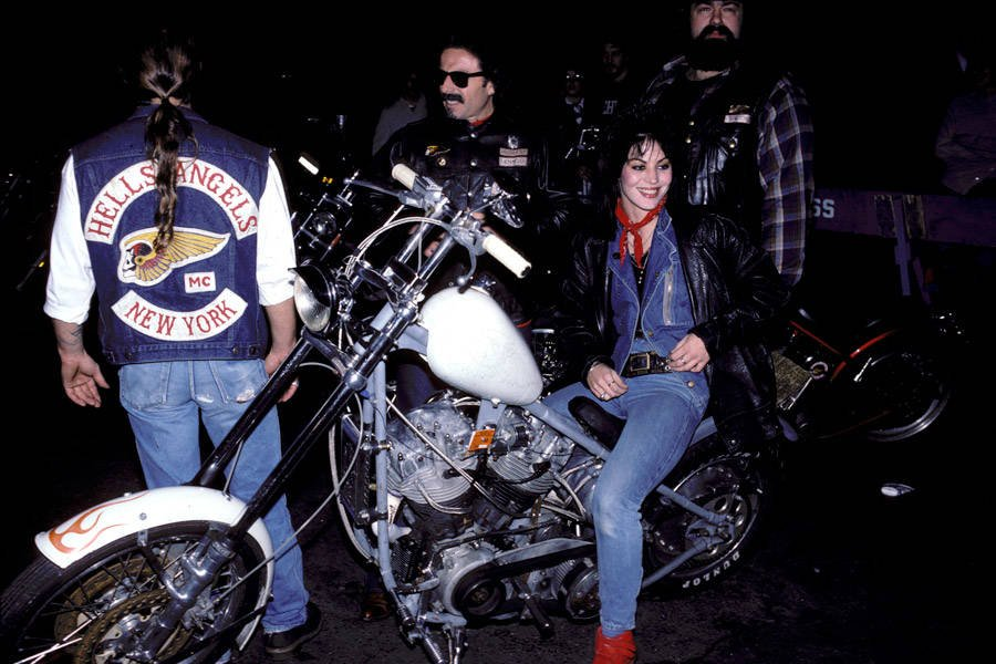 33 Hells Angels Photos Captured Inside The Outlaw