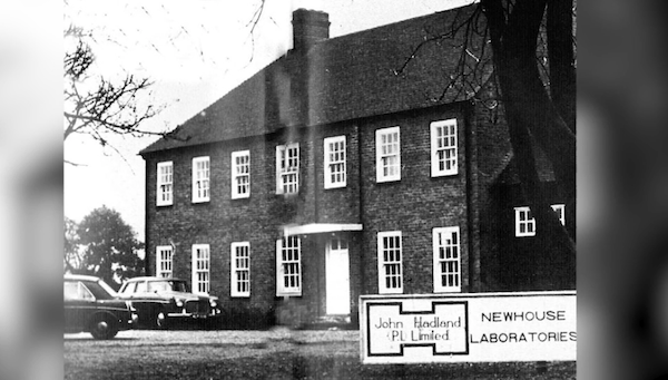 John Hadland Laboratories