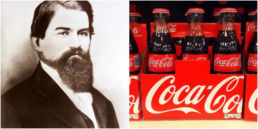 John Pemberton Man Who Invented Coca-Cola