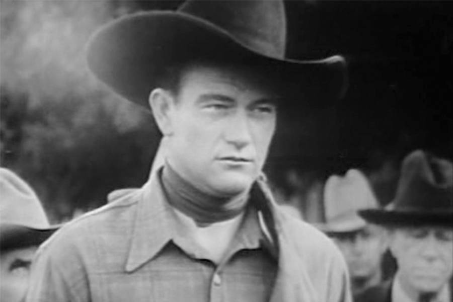 John Wayne Assassination