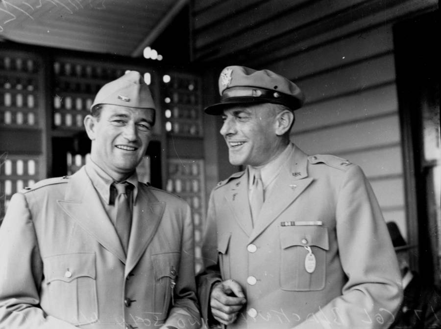 John Wayne Troops