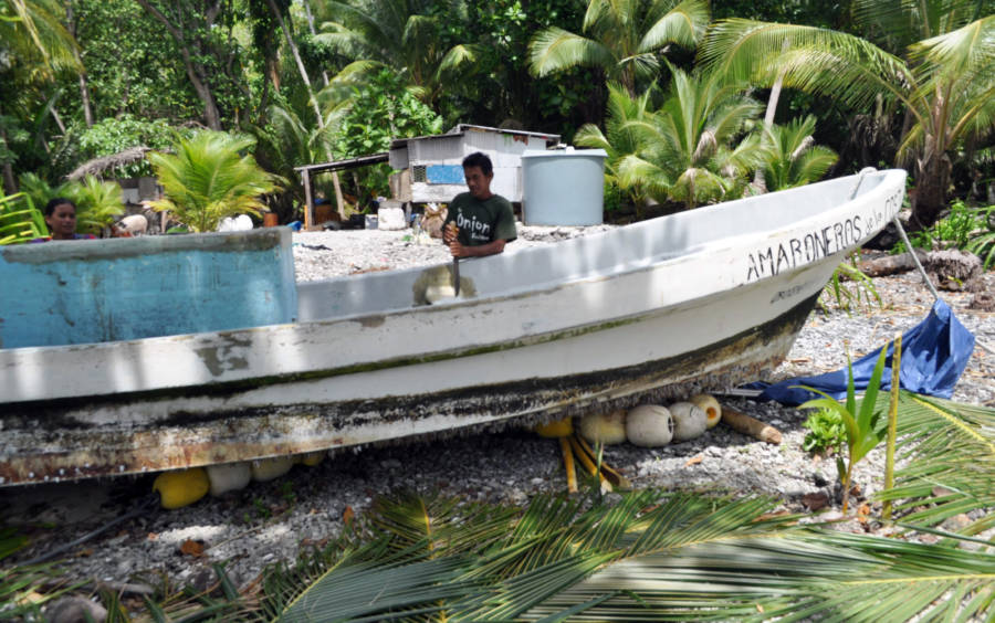 Jose Alvarenga Boat