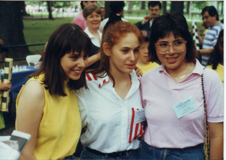 Judit Sofia Susan Polgar
