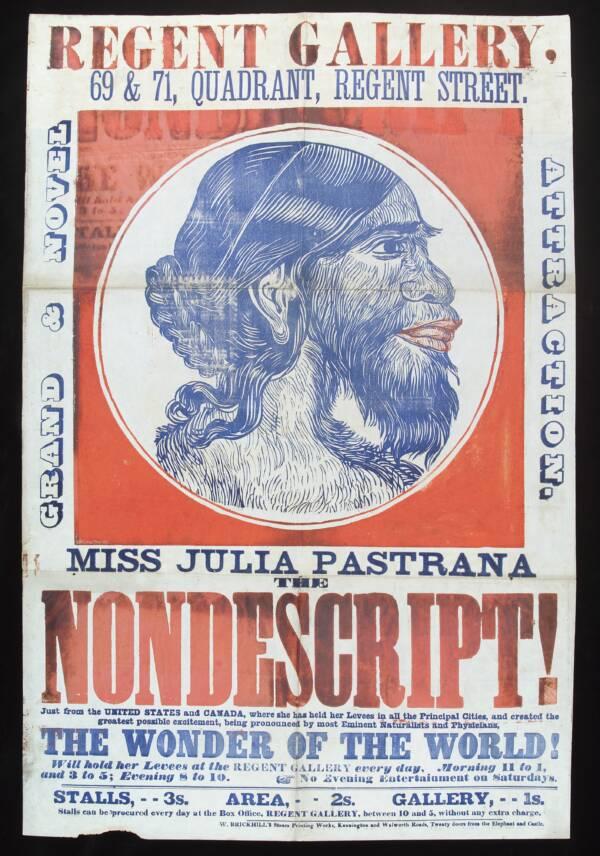 Julia Pastrana Ad
