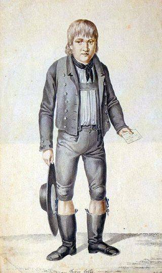 Kaspar Hauser Depiction
