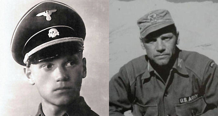Larry Thorne: The Nazi SS Officer Who Became A U.S. Green Beret