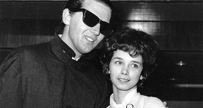 Jerry Lee Lewis With His 13 Year Old Wife